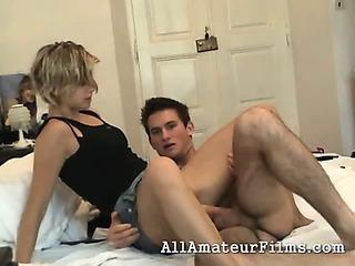Porn Tube of Amateur Couple Using Their New Camera