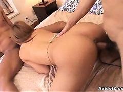 Beautiful girl Kana Kawai drilled by cock