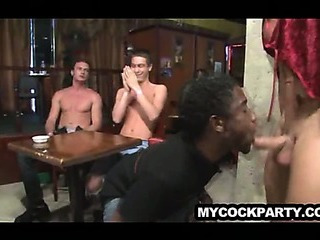 Porno Video of Getting Wild And Crazy With At A Stripper Party