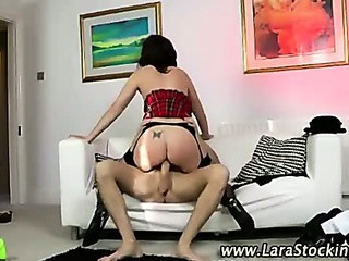 Porn Tube of Mature Skanky Schoolgirl Gets Banged