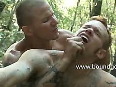 Adam Port gets a face full of hot cum