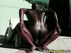 Intense Sex Trip of Two Gangsta