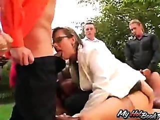 Porn Tube of Lisa Is A Secretary Who Needed To Get Away From T