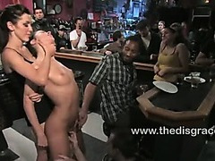 Annika Albright fucked in her mouth hard