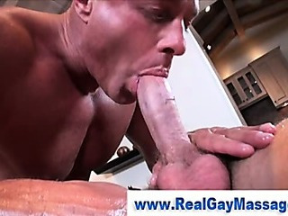 Porno Video of Experimental Straight Guy