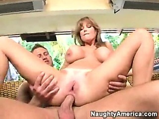 Porn Tube of Mom Darla Crane Does Anal Milf - Anal Sex Video - Tube8.com