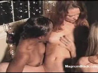 Porno Video of Interracial Swing Party