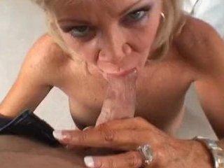 Porn Tube of Victoria Creampie Milf