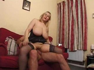 Porn Tube of Mature British Anal