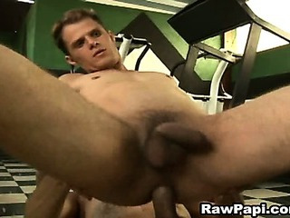 Porn Tube of Ethnic Stud Plays His Latino Asshole