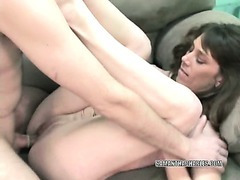 Brunette Sammi is getting fucked by a stranger
