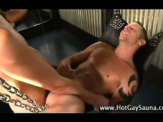 Porno Video of Straight Guys Get Dirty And Use Toys