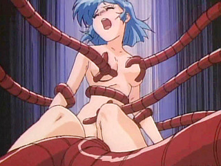 Porno Video of Hentai Girl Tied Up In A Gynaecological Chair And Robot Tentacles Fucked