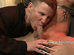 Dean desperately wants a big thick cock