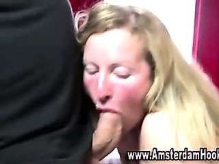 Porno Video of Fat Dutch Tourist Sucked Off