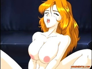 Porno Video of Bondage Hentai Policewoman With Bigboobs Hard Fucked By Bandit