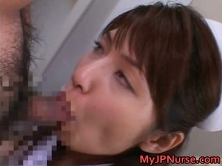 Porno Video of Ann Nanba Asian Nurse Gets A Hot Facial