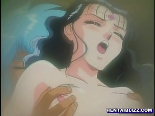 Porno Video of Princess Hentai With Bigtits Self Masturbation