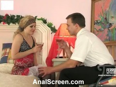 Ira&Peter anal sex video