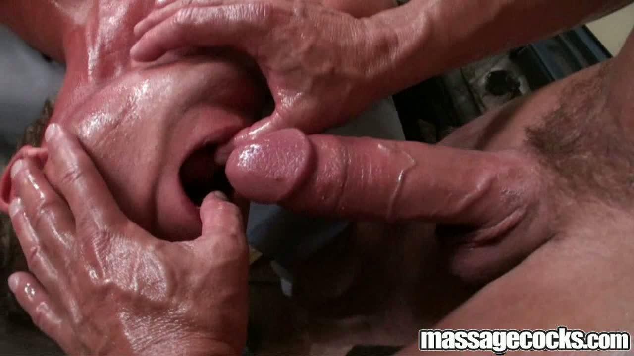 Massagecocks aged to perfection