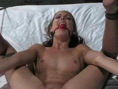 Hailey Young bondage part 1