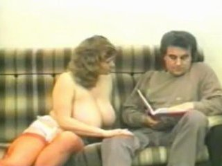 Porn Tube of Cristal Retro Big Boobs