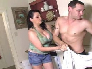 Porno Video of Horny Milf Angelica Sin