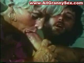 Porno Video of Retro Granny Fucked