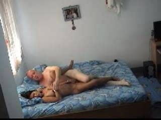 Porno Video of Asian Pro Does Old Man