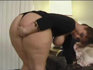 Porn Tube of Busty Bbw With Nice Round Butt