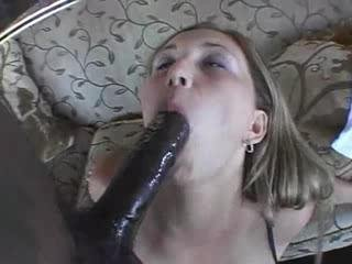 Sex Movie of Elephant Cock Rips Tight Pussy