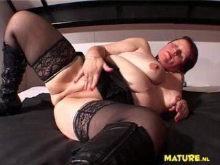 Porno Video of Mature Maryke 46 Year