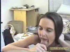 Tight german pussy poundin', titty fuckin' fun