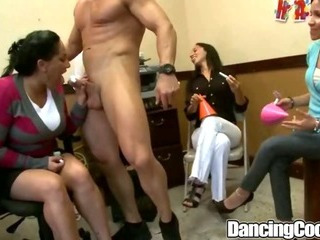 Porn Tube of Dancingcock Huge Cock Dancing