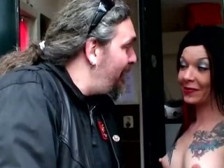 Porn Tube of Amateur Guy Visits Tattooed Hooker In Amsterdam