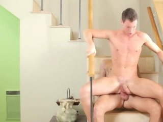 Porno Video of Naughty Gays Creamy Cumshots