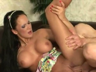 Porno Video of Brutal Nipples And Red Heels Fucked Hard