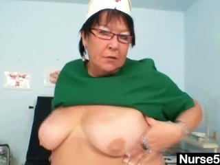 Porn Tube of Mature Bbw Wife Is Fingering Her Fat Pussy