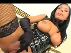 Extreme slut with extreme asshole