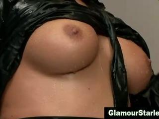Porno Video of Fetish Posh Glam Hottie Gets A Cumshot