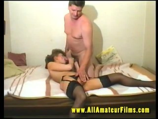 Sex Movie of Banging Mature Amateurs