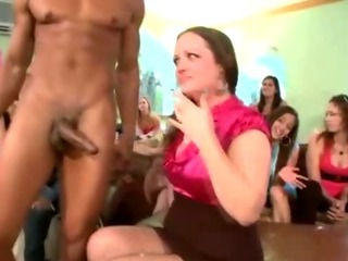 Porn Tube of Bride To Be Sucks Dick