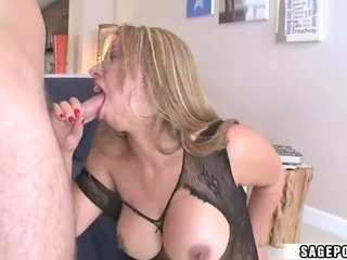Porn Tube of Kinky Milf Throat Fucked