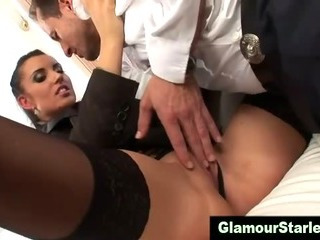 Porno Video of Classy Fetish Euro Slut In Stockings