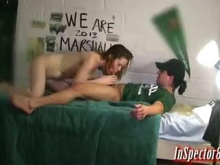 Porno Video of Very Hot Dorm Orgy