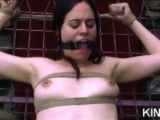 Porn Tube of Hard Nipples In Clamps