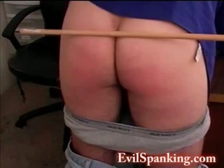 Porn Tube of Alex Spanked By His Wife