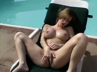Porn Tube of One Lucky Lesbian Gets Squirted All Over At A Party