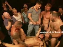 Gay club owner gives regular s