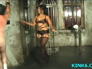 Porno Video of Babe Bound And Gagged